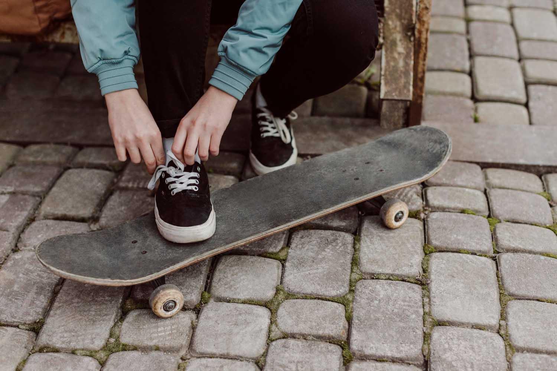 Conheça a história do Skate Street e como surgiu a modalidade
