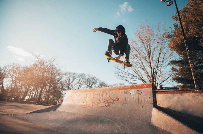 Conheça as principais manobras de skate